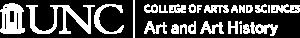 Art and Art History Logo White