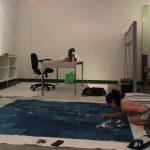 Alumna Ayla Gizlice Artist-in-Residence on Franklin St. this summer!
