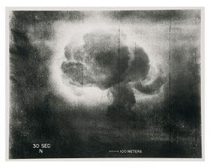 Berlyn Brixner, Trinity, 1945