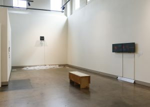 Gallery view of work by Deepan Mukhopadhyay in The Drowned exhibition