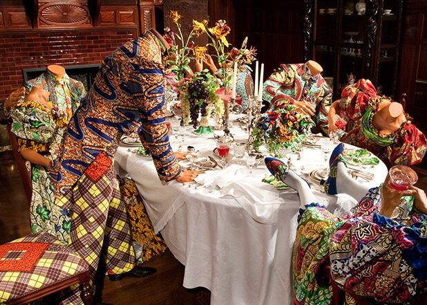 Yinka Shonibare, Party Time: Re-Imagine America, 2009, Newark Museum