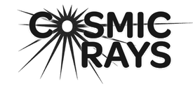 Cosmic Rays Film Festival Logo